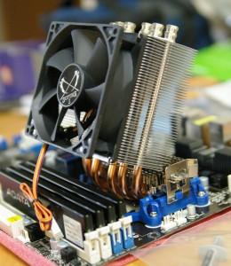 Un disipador puede aumentar el nivel de ruido del ordenador